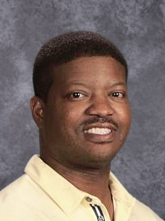 picture of new King Elementary principal Marlon Miller
