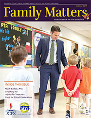 PTA Family Matters Cover October 2019