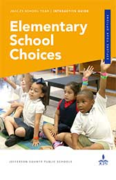 Elementary Choices Brochure Cover